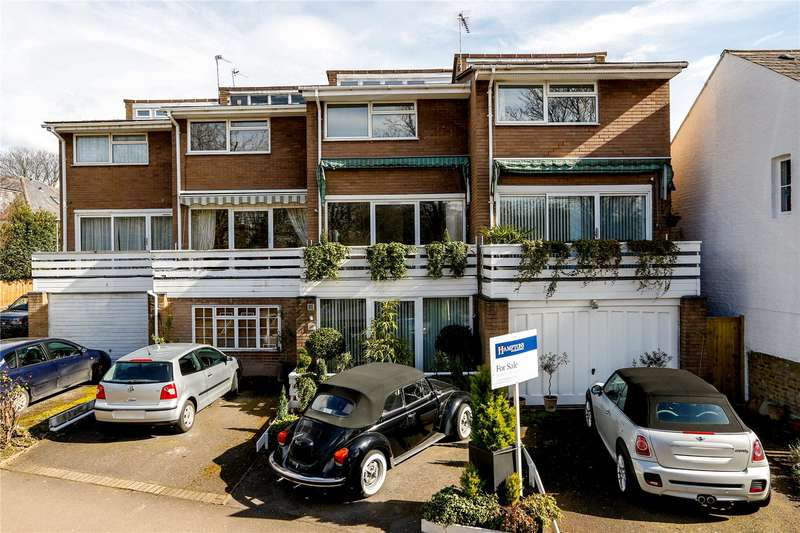 3 Bedrooms Terraced House for sale in Watermans Close, Lower Ham Road, Kingston upon Thames, KT2