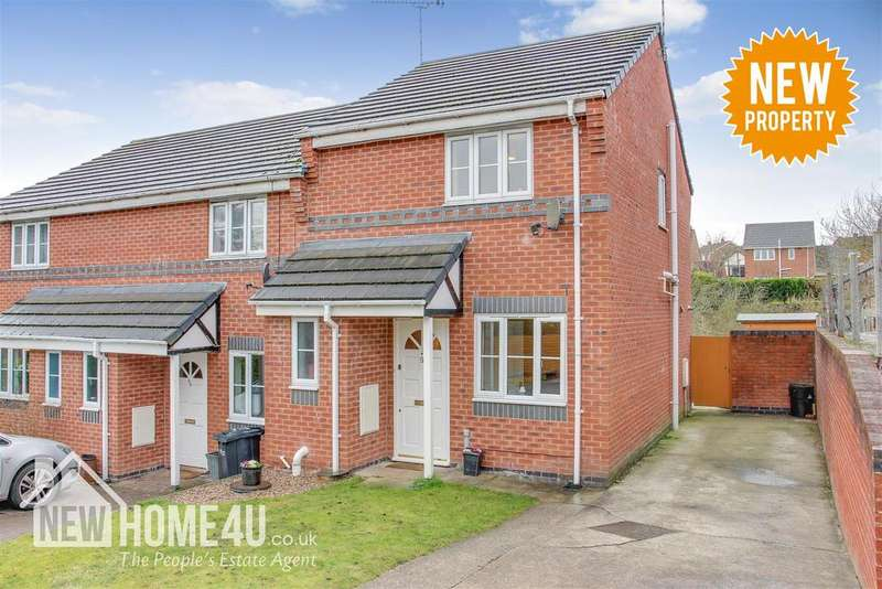 2 Bedrooms House for sale in Nant View Court, Buckley
