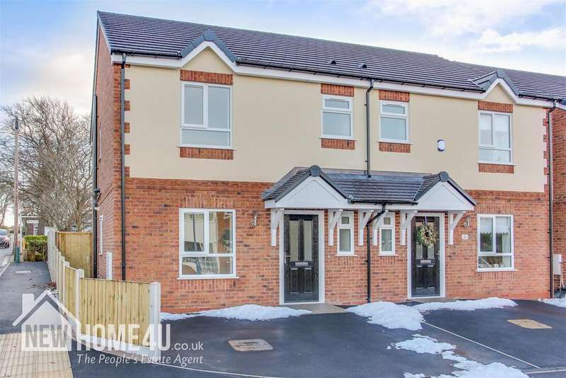 3 Bedrooms Semi Detached House for sale in Church Road, Buckley