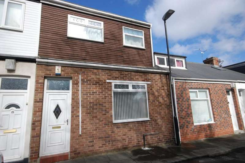 3 Bedrooms Terraced House for sale in Kitchener Terrace, Grangetown