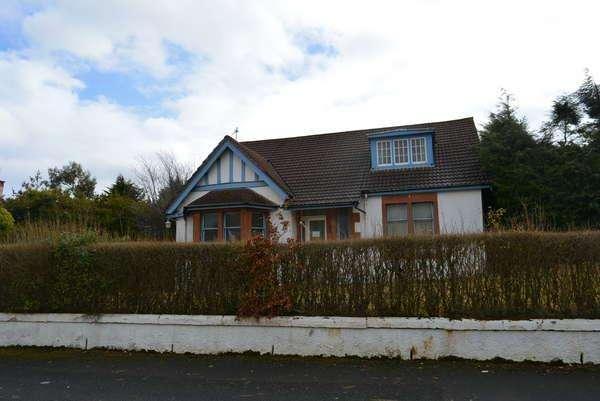 3 Bedrooms Detached Bungalow for sale in 59 Milverton Road, Giffnock, Glasgow, G46 7LP