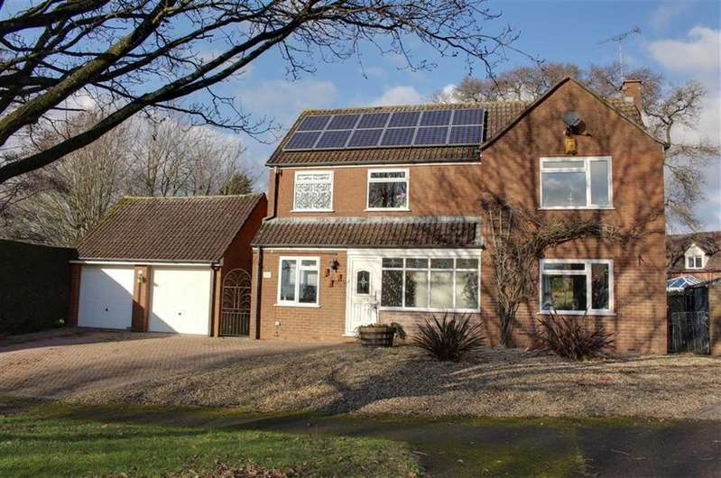 4 Bedrooms Detached House for sale in Beech Close, Highnam, Gloucestershire