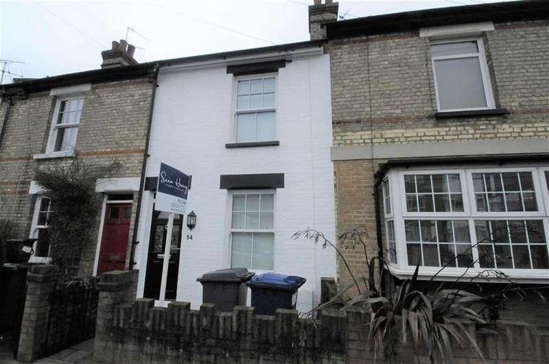 2 Bedrooms Terraced House for sale in Alston Road, High Barnet, Herts, EN5