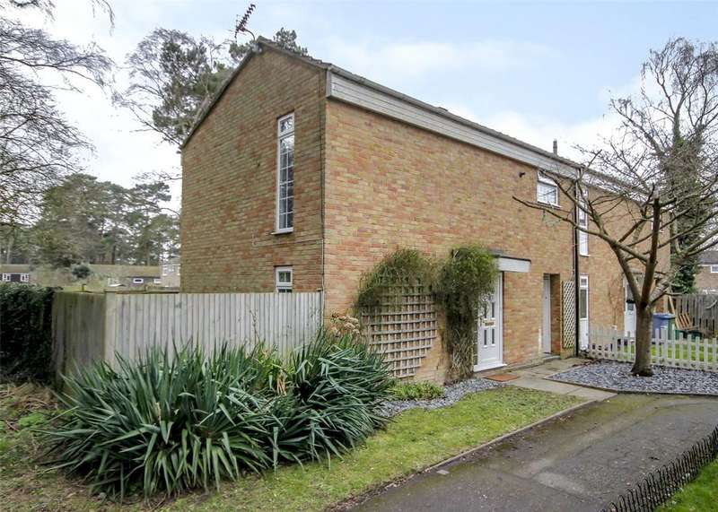 3 Bedrooms Semi Detached House for sale in Ditchling, Bracknell, Berkshire, RG12