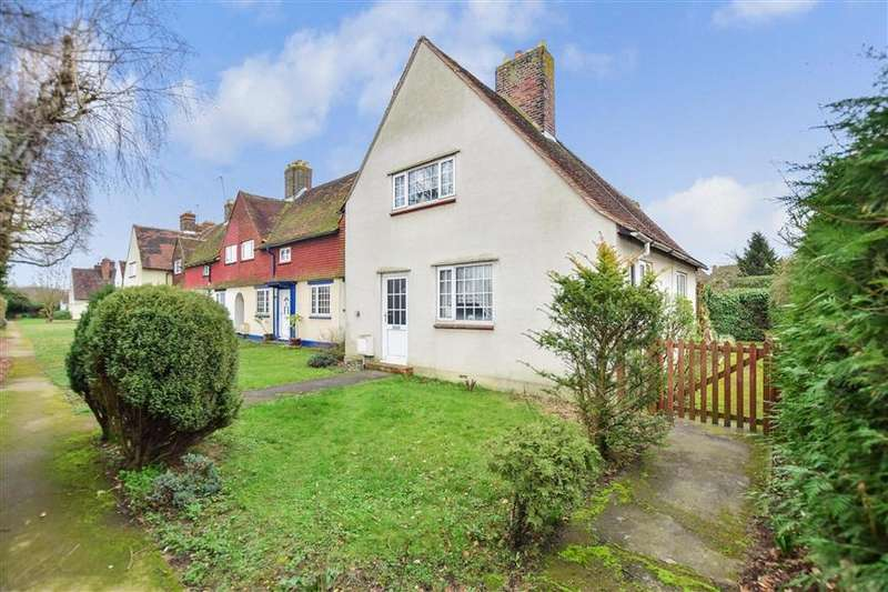 4 Bedrooms End Of Terrace House for sale in Station Road, Aylesford, Kent