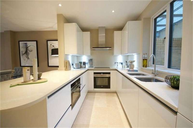 4 Bedrooms Semi Detached House for sale in Orchard Close, London