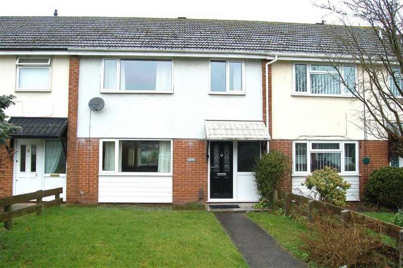 3 Bedrooms Terraced House for sale in Braemar Court, Ellesmere Port