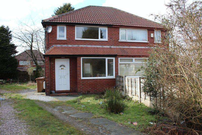 2 Bedrooms Semi Detached House for sale in Willows Lane, Firgrove, Rochdale, OL16 4BG