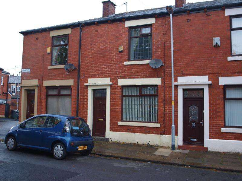 2 Bedrooms Terraced House for sale in Maud Street, Syke, Rochdale, OL12 0EL