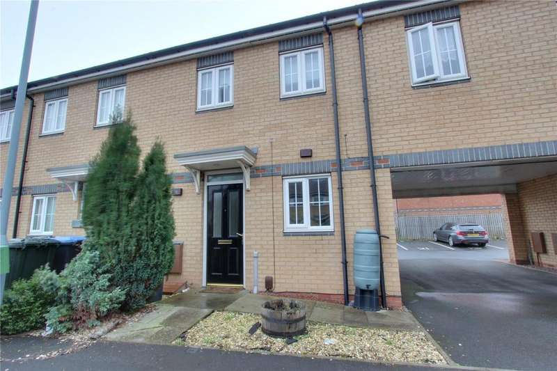 2 Bedrooms Terraced House for sale in Aidan Court, St Cuthbert's Mews