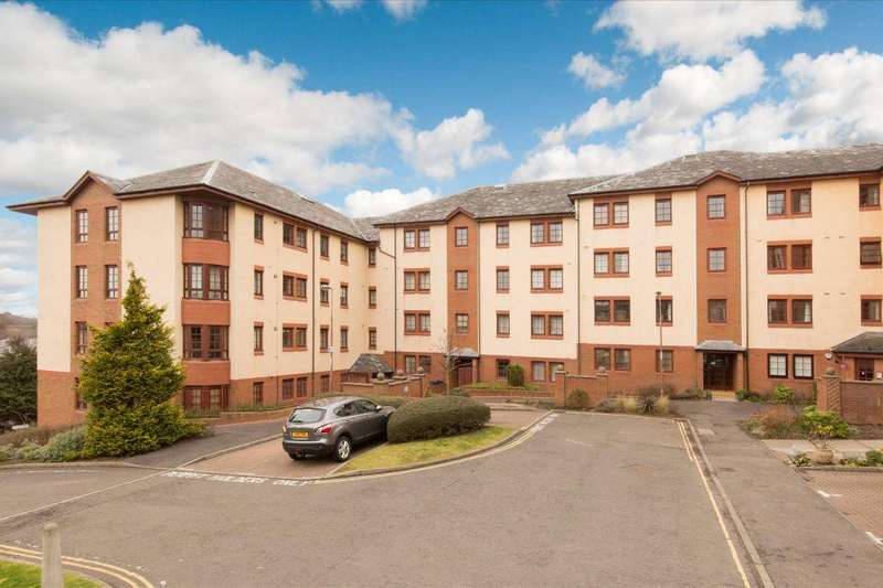 2 Bedrooms Flat for sale in 96/7 Orchard Brae Avenue, Edinburgh, EH4 2GB