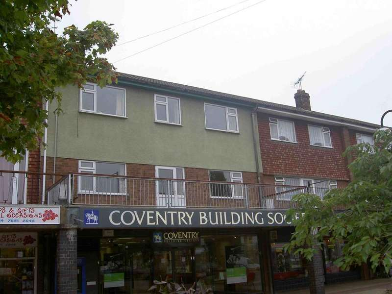 2 Bedrooms Flat for rent in Leicester Street, Bulkington