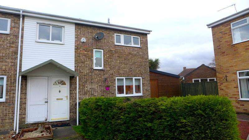 3 Bedrooms End Of Terrace House for rent in Normanhurst Close, Lowestoft