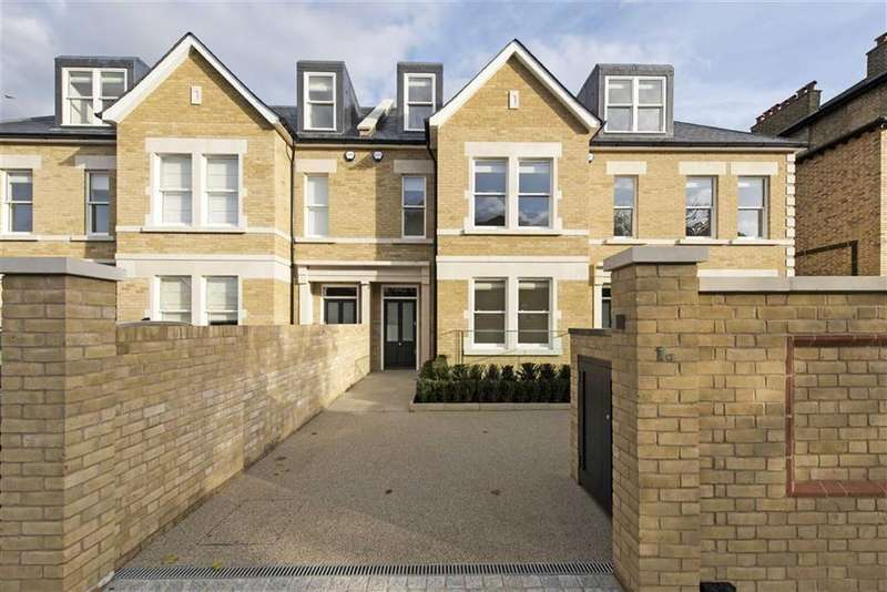 4 Bedrooms Terraced House for sale in Colinette Road, Putney, SW15