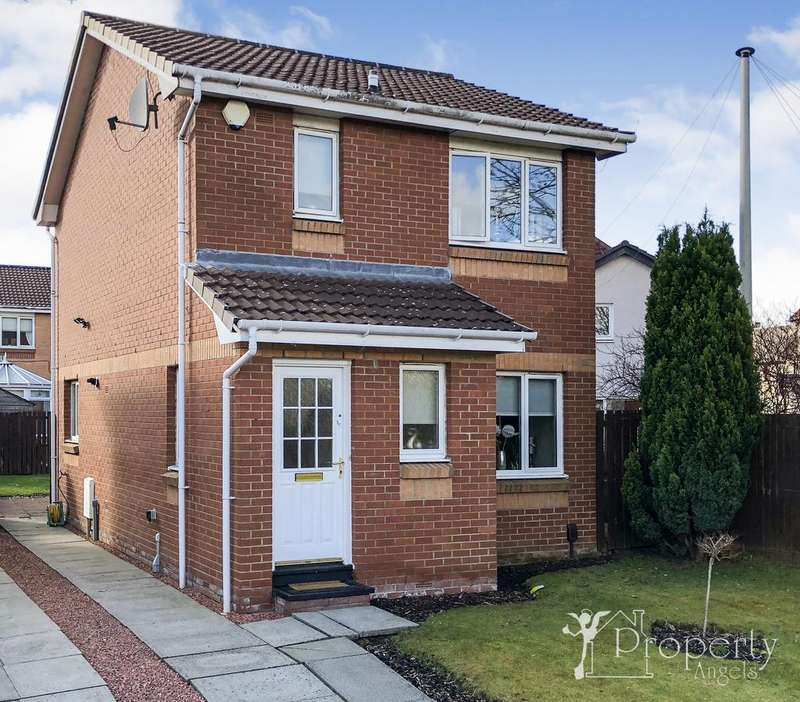 3 Bedrooms Detached House for sale in Timmons Grove, Mossend, Bellshill ML4