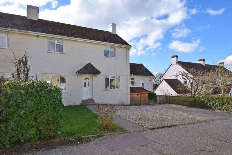 3 Bedrooms Semi Detached House for sale in Wytch Green, Hawkchurch, Axminster, Devon