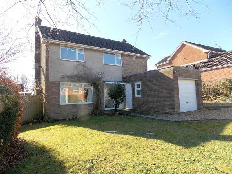 3 Bedrooms Detached House for sale in Uplands Crescent, Llandough