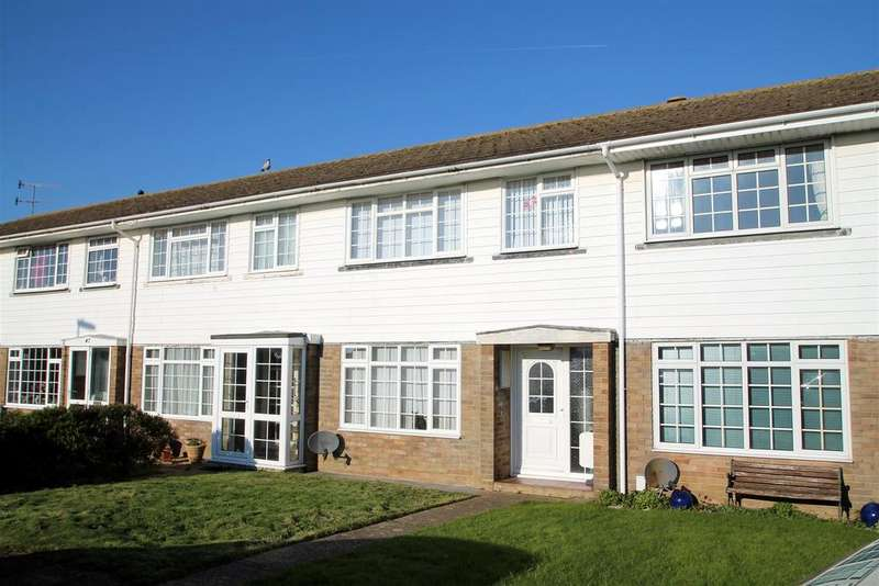 3 Bedrooms Terraced House for sale in The Drive, Lancing