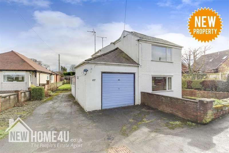 2 Bedrooms Detached House for sale in Liverpool Road, Buckley