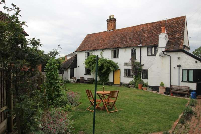 3 Bedrooms Cottage House for sale in High Street, Ongar, CM5