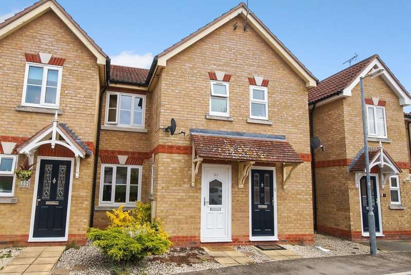 2 Bedrooms Terraced House for sale in Sun Lido Square Gardens, Braintree, Essex, CM77