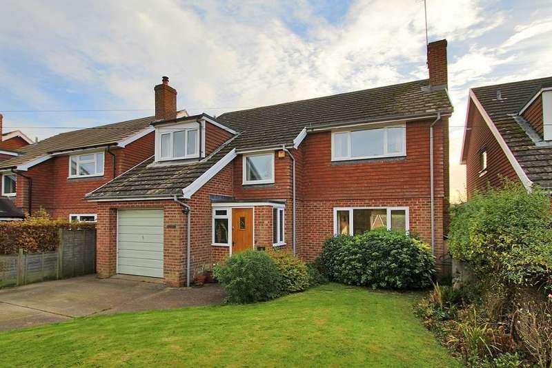 4 Bedrooms Detached House for sale in Gun Back Lane, Horsmonden, Tonbridge, Kent, TN12 8NL