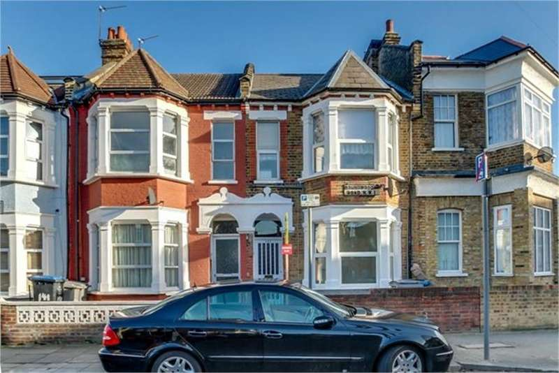 2 Bedrooms Flat for sale in Roundwood Road, London