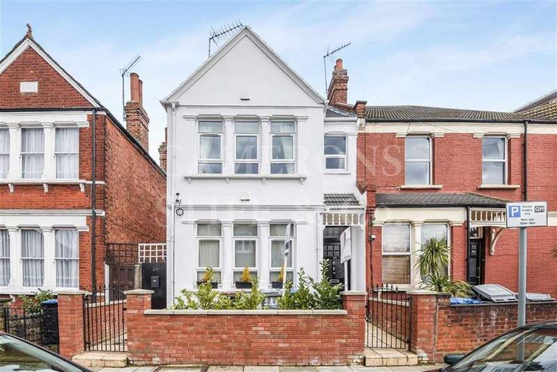 3 Bedrooms Flat for sale in Olive Road, Cricklewood, London, NW2