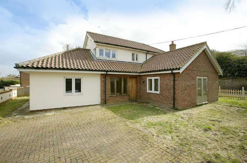 4 Bedrooms Detached House for sale in The Meadows, Shropham
