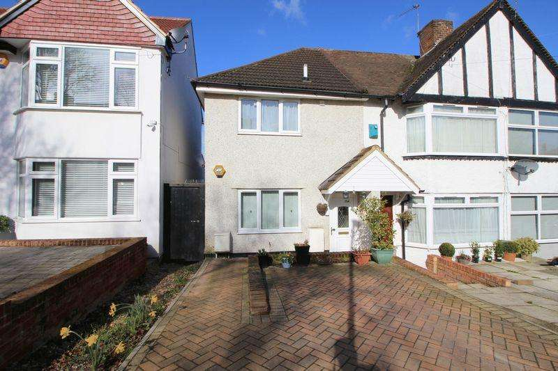 2 Bedrooms End Of Terrace House for sale in Mount Culver Avenue, Sidcup DA14 5JW