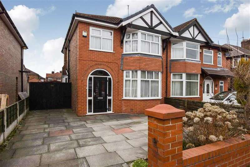 3 Bedrooms Semi Detached House for sale in Walton Road, Sale, M33