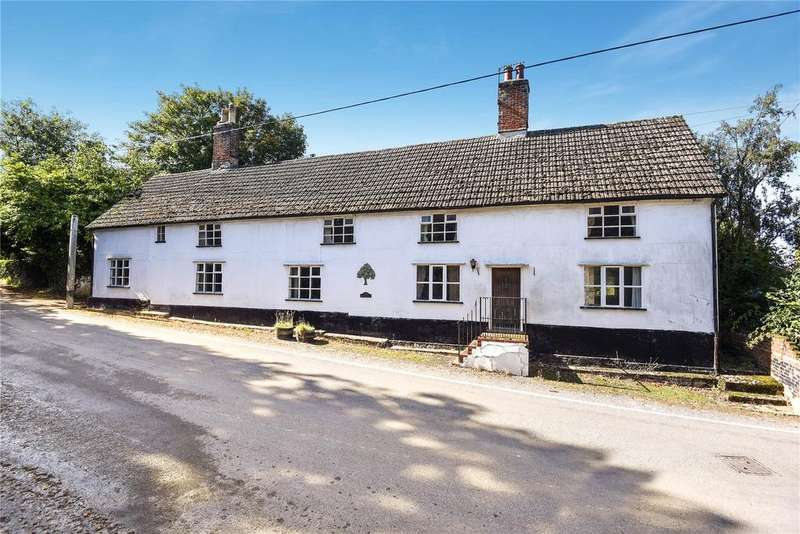 5 Bedrooms Detached House for sale in The Street, Wattisfield, Suffolk, IP22