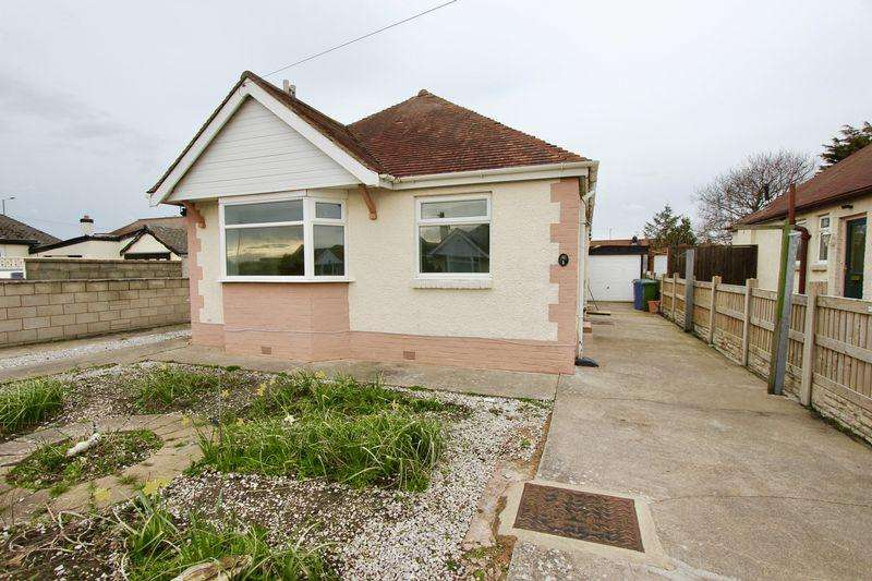 3 Bedrooms Detached Bungalow for sale in Marion Road, Prestatyn