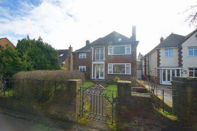 4 Bedrooms Detached House for rent in Cannock Road, CANNOCK, WS11