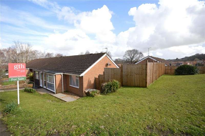 2 Bedrooms Semi Detached Bungalow for sale in Forest Hill, Yeovil, Somerset, BA20