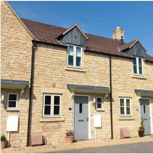 2 Bedrooms Terraced House for rent in Barnsley Way, Bourton-on-the-Water, Cheltenham, Gloucestershire, GL54