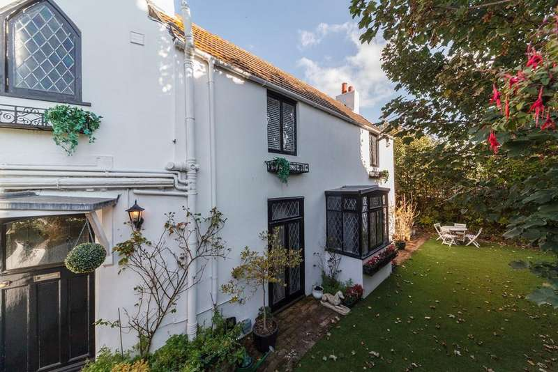 4 Bedrooms Detached House for sale in Vine Place, BRIGHTON, BN1