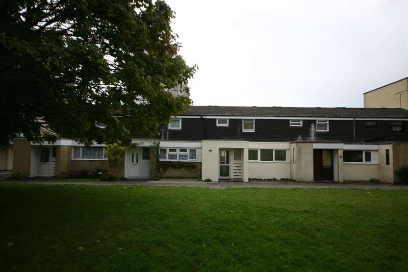 3 Bedrooms Terraced House for sale in Josian Walk, St Marys, Southampton