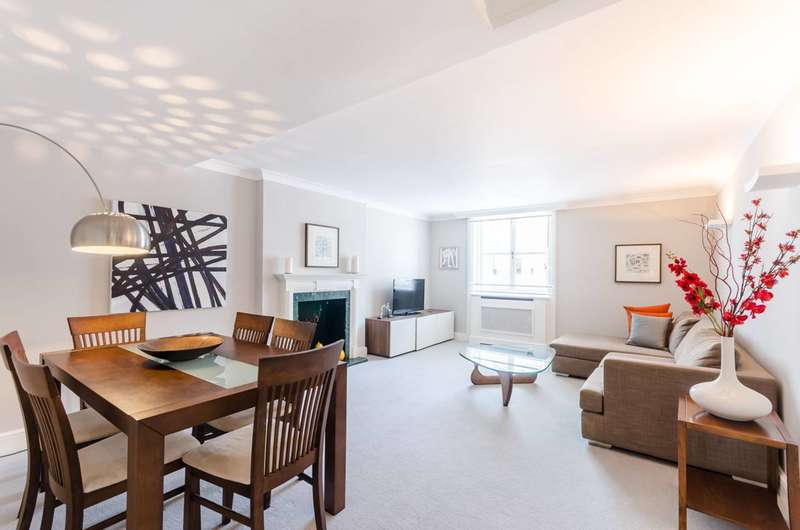 2 Bedrooms Flat for sale in Stanhope Place, Hyde Park Estate, W2