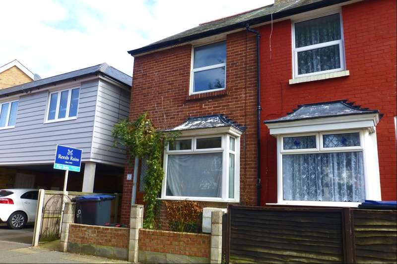 3 Bedrooms Semi Detached House for sale in Forge Lane, Whitstable, CT5