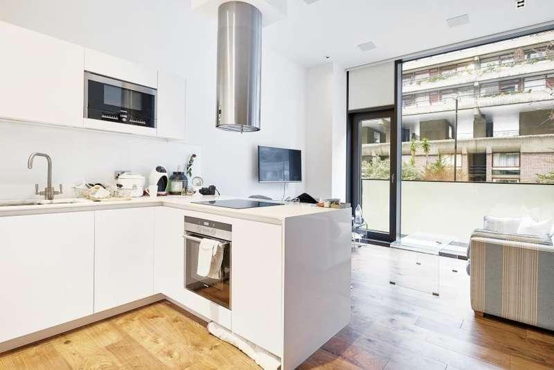 1 Bedroom Flat for rent in Wood Street, EC2Y