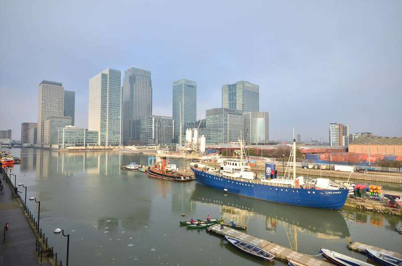 1 Bedroom Flat for sale in Antilles Bay Apartments, Canary Wharf, E14