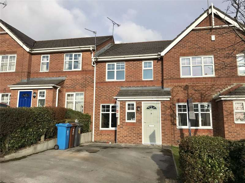 2 Bedrooms Terraced House for sale in Quantock Drive, Copthorne Park, Hollins, Oldham, OL8