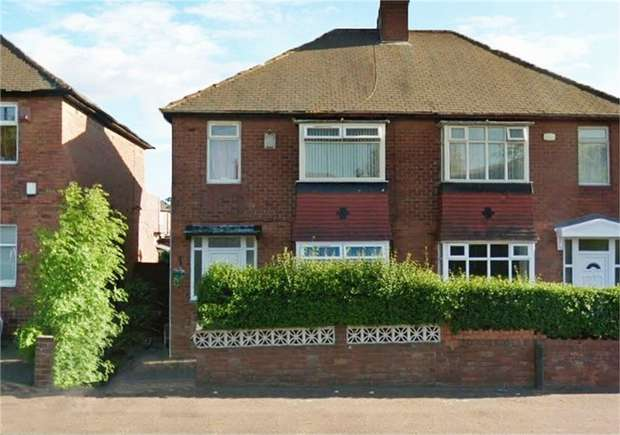 3 Bedrooms Semi Detached House for sale in Stamfordham Road, Newcastle upon Tyne, Tyne and Wear