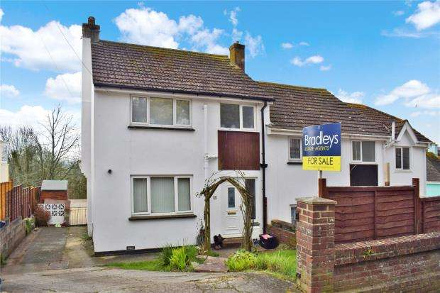 3 Bedrooms Semi Detached House for sale in Ramshill Road, Paignton, Devon