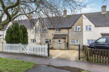 3 Bedrooms Terraced House for sale in Mays Crescent, Northleach, Cheltenham, Gloucestershire