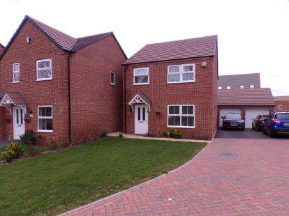 4 Bedrooms Detached House for sale in Hatton Close, Redditch, Worcestershire