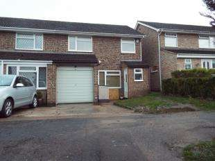 3 Bedrooms Semi Detached House for sale in Shaw Close, Cliffe Woods, Rochester, Kent