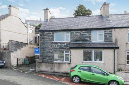 4 Bedrooms Semi Detached House for sale in Ffrydlas Road, Carneddi, Bethesda, Bangor, LL57