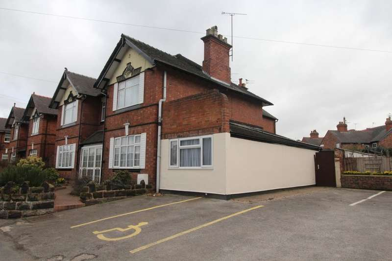 8 Bedrooms Semi Detached House for sale in Corporation Street, Stafford, ST16